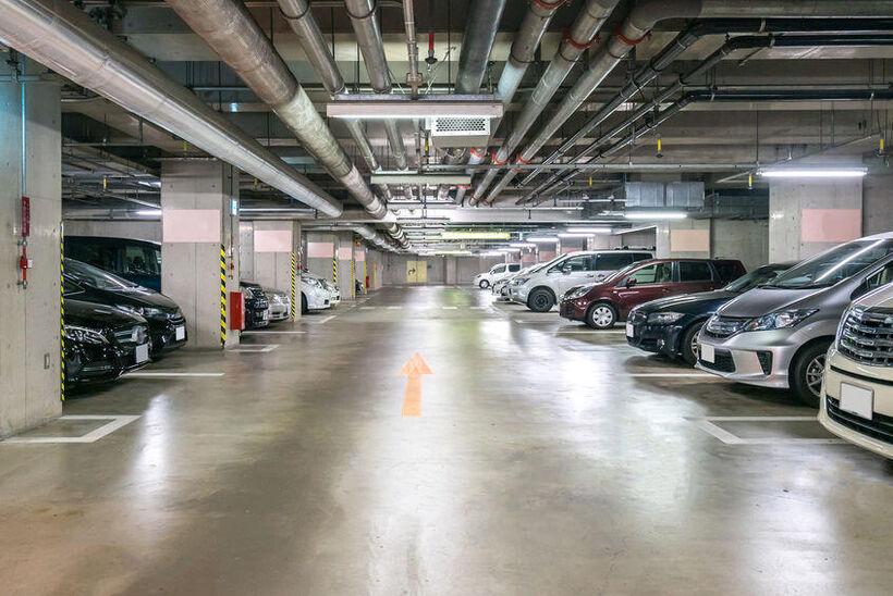 Brandrisico's in parkeergarages