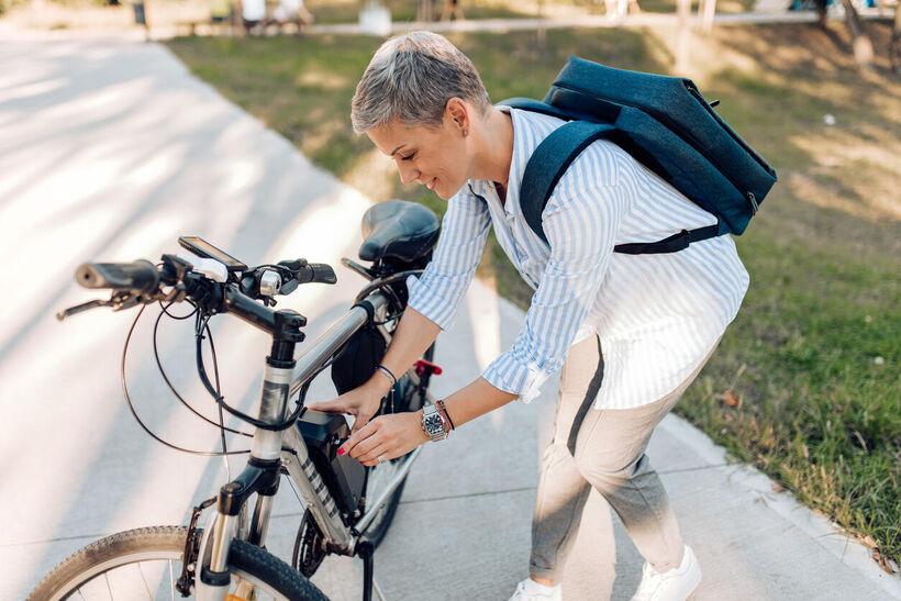 E-bikes zakelijk gebruik
