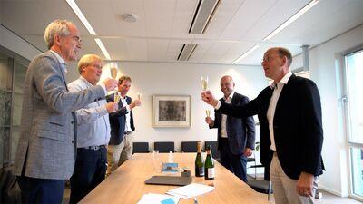 PERSBERICHT: VLC & Partners en Van Luin bundelen de krachten