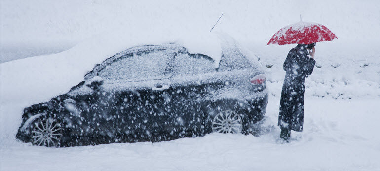Tips om winterse autoproblemen te voorkomen