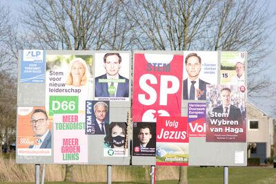 Tweede Kamerverkiezingen 2021 - Arbeidsvoorwaarden en HR-beleid