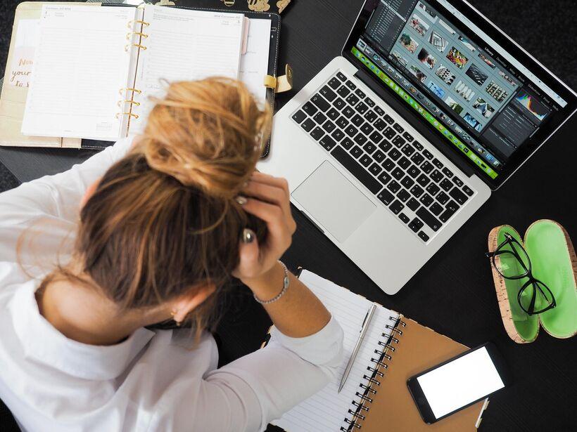 Week van de werkstress? Stressweek zul je bedoelen!